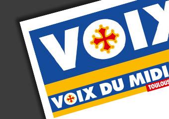 image logo voix du midi