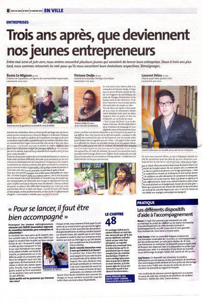 Interview Coquelicom Voix du midi