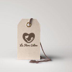 Photo creation etiquette marque textile toulouse