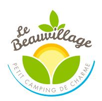 image creation logo camping Lauzerte tarn et Garonne