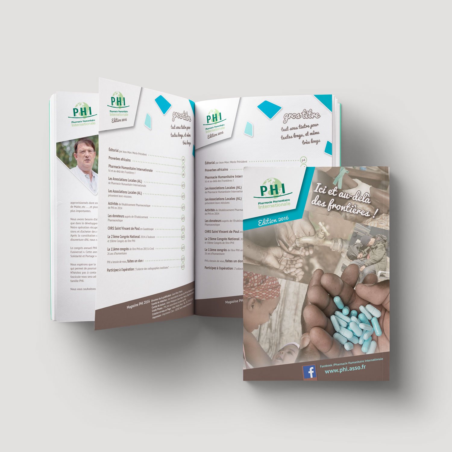 image rapport annuel PHI