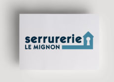 Image logo serrurier